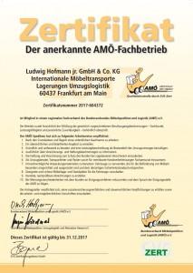 AMÖ-Zertifikat-2017_Ludwig-Hofmann