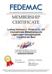 FEDEMAC-Zertifikat-2017_Ludwig-Hofmann